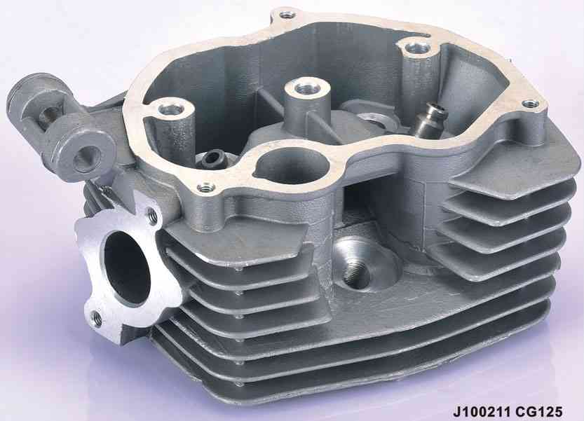 Cylinder Head & Cover